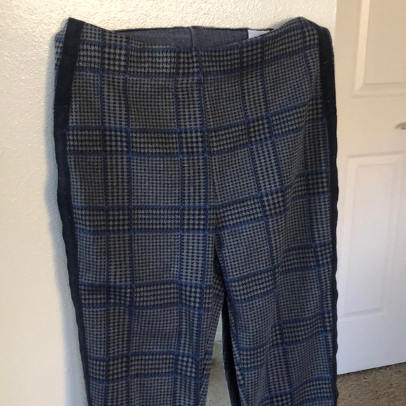Abercrombie & Fitch Pants - High waisted plaid skinny pants